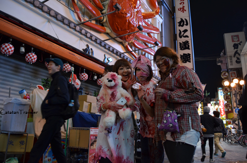 Jepang, Japan, Traveling, Vietnam, Halloween, Jack O Lantern, Horor, Catatan Traveler Chaycya, Catatan Traveler, hantu, 31 Oktober, Kyoto, Osaka, Tokyo, Fukui, Tojinbo, Kyoto Station, Kyoto Tower Hotel, backpacker.