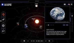 تحميل برنامج solar system scope للكمبيوتر وللاندوريد  و للايفون 2020