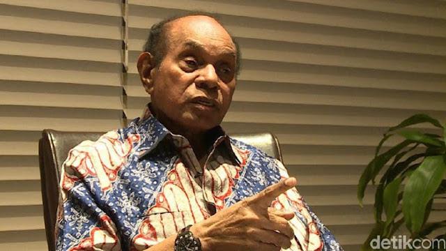 Freddy Sebut Papua Anak Sulung RI, Bintang Kejora Simbol Budaya