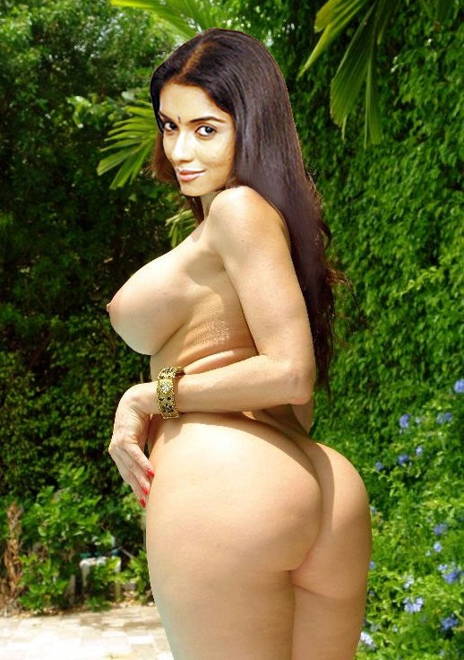 Indian Film Star Nude