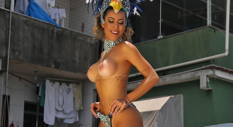 Diamond BRZ – Gabi Miranda