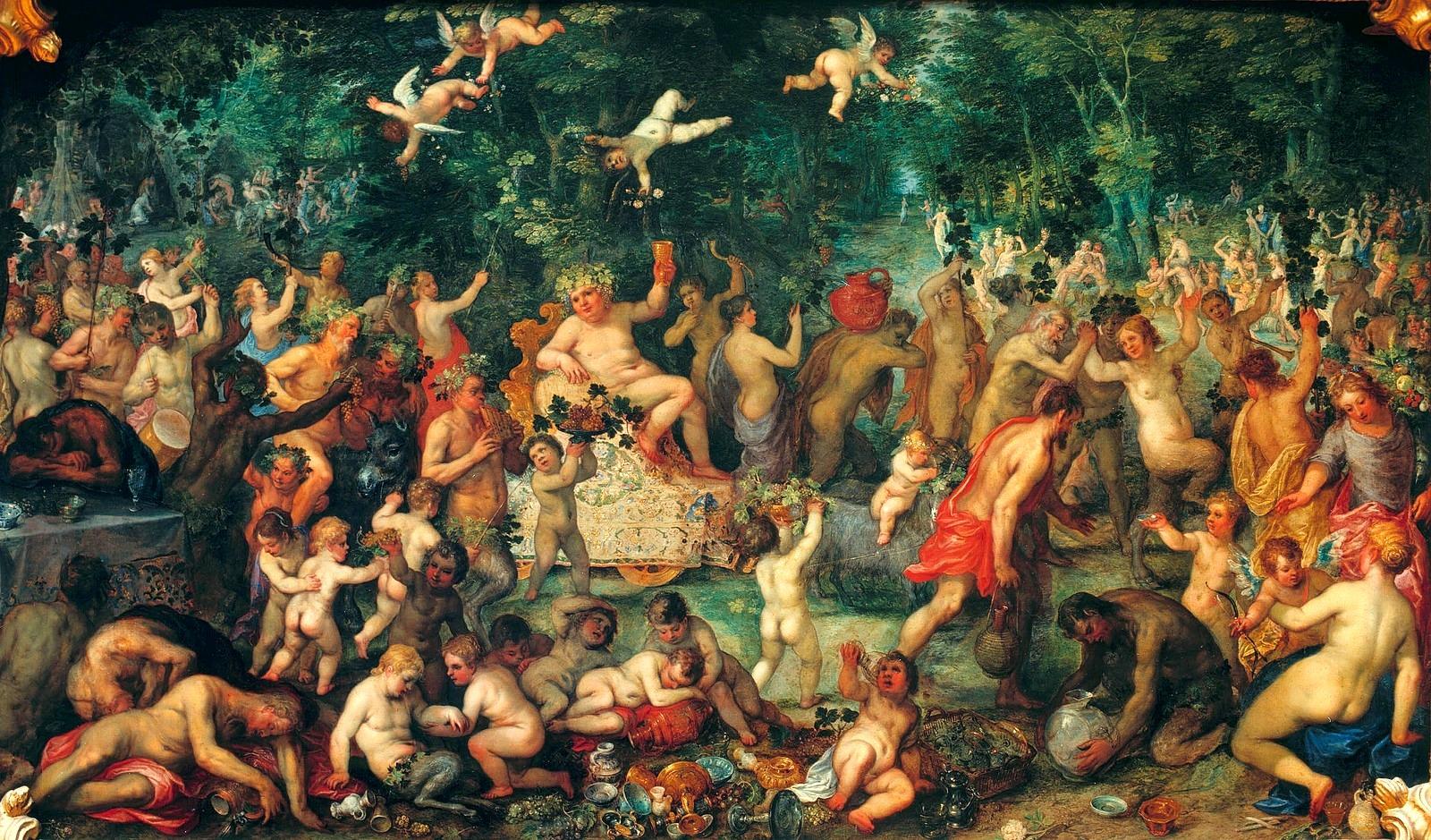 Странные обычаи религиозной проституциии Древнего Рима