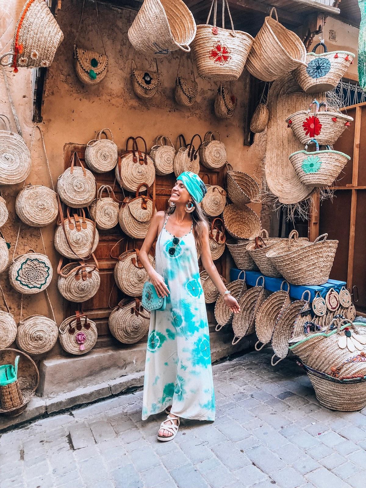 comprar bolsos zoco Fez