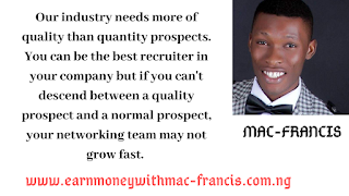 HOW TO BUILD A STRESS FREE NETWORK MARKETING BUSINESS. QUALITY VS QUANTITY APPROACH