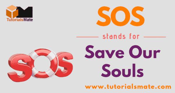 SOS Full Form