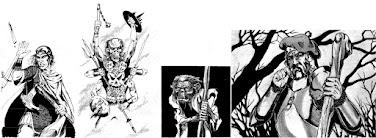 Images of Some Greyhawk Deities