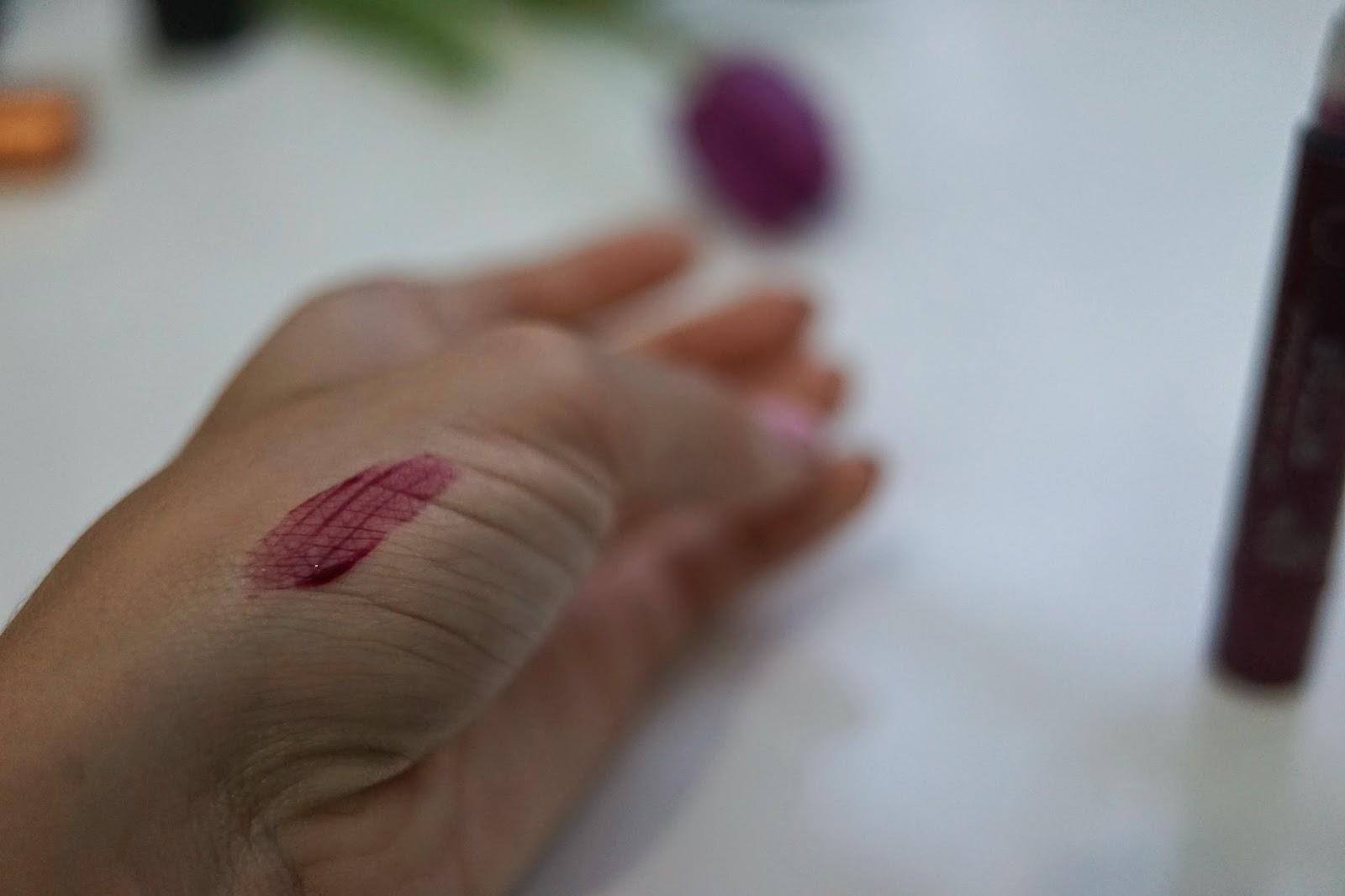 Stila Crush Lip & Cheek Stain Pomegranate