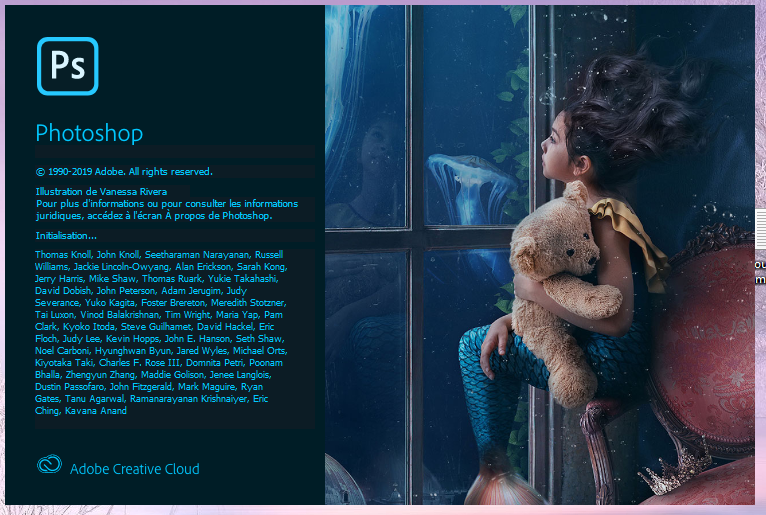 تحميل أخر إصدار من برنامج تحرير وتعديل الصور Adobe Photoshop 2020 v21.1.1.121