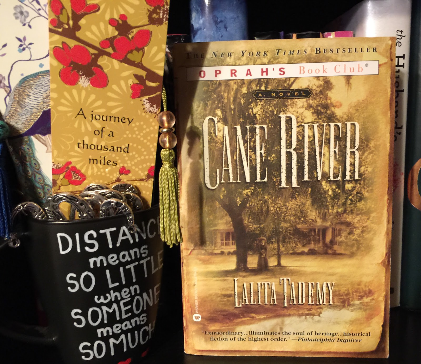 CANE RIVER   Kirkus Reviews