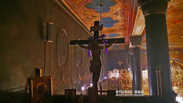 Η ακολουθία του Ακαθίστου Ύμνου στον Ιερό Ναό της Παναγίας στο Ναύπλιο (βίντεο)