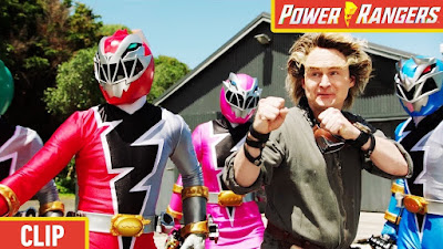 Power Rangers Dino Fury Episode 08