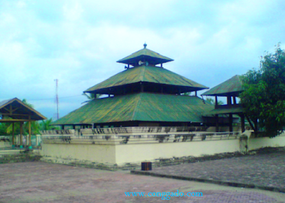 Foto Sekarang Wisata Sejarah Masjid Tua Indrapuri Aceh