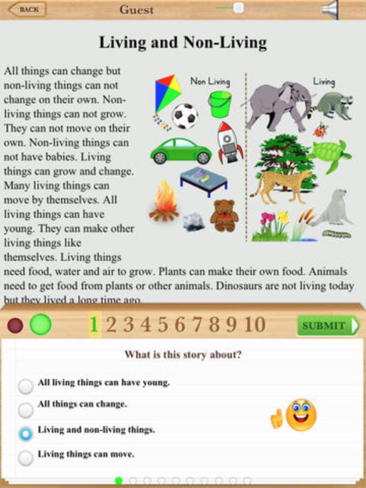 Free App Friday K 2 Reading Apps The Techie Teacher