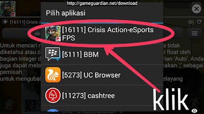 GameGuardian Apk Android