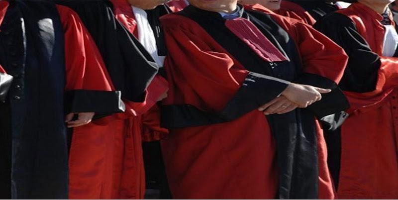 حركة واسعة في سلك الرؤساء والنواب العامين لدى المجالس القضائية