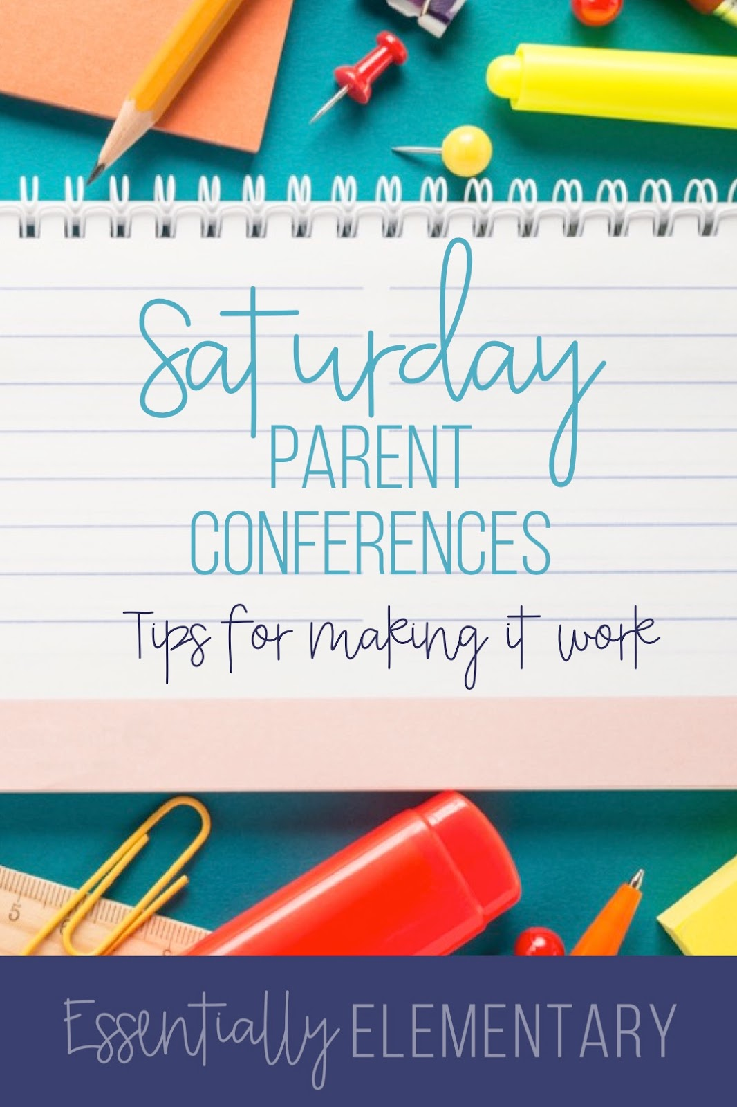 Tips for successful Saturday parent conferences.