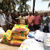 FORMER BOARD CHAIRMAN OF GHANA MONUMENTS AND MUSUEMS DONATES TO AGAVEDZI VICTIMS