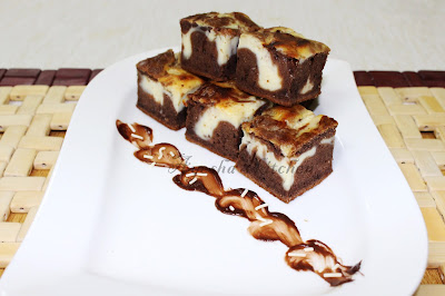 brownie with cream cheese a baked dessert loved by kids cheescake brownie