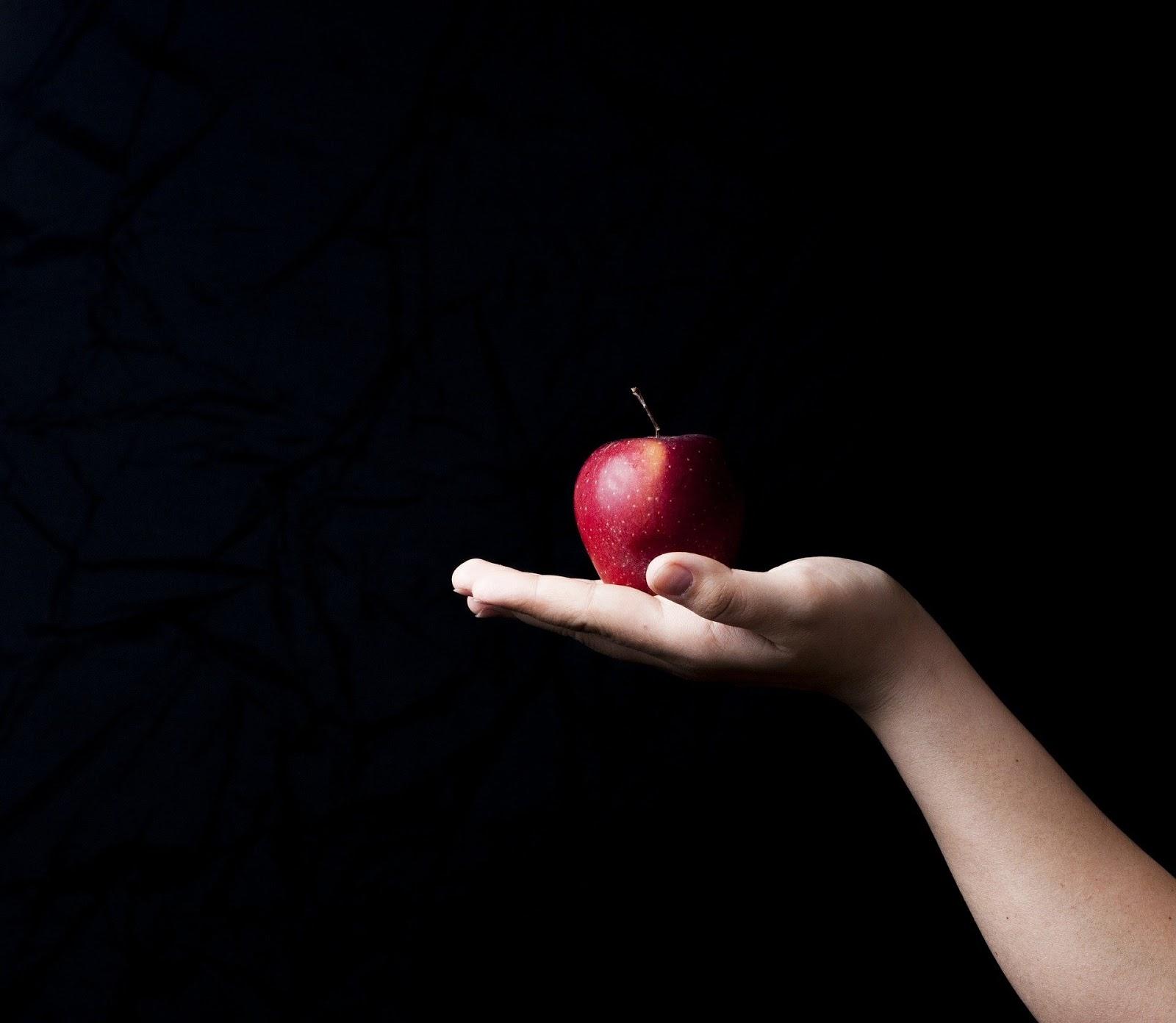 Wallpaper apple fruit
