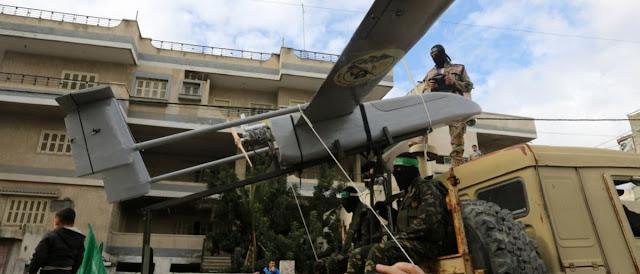 أصابت هدفاً إسرائيلياً بدقة.. كيف وصلت الحوامة للمقاومة في غزة؟