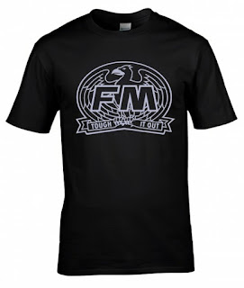 "FM - ""Tough It Out"" retro T-shirt"
