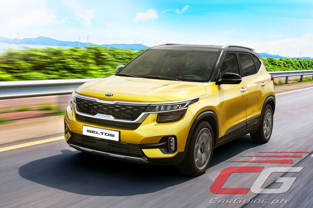 Kia Philippines Unboxes Seltos Crossover Prices Start At P 1 098m W Brochure Carguide Ph Philippine Car News Car Reviews Car Prices