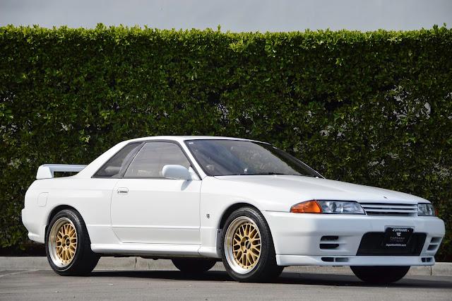 1992 NISSAN SKYLINE GT-R FOR SALE IN CYPRESS, CALIFORNIA