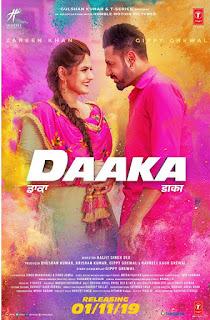 Daaka 2019 Punjabi 720p WEBRip