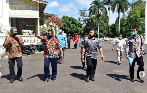 Komisi I DPRD Jabar Tinjau Aset Daerah di Kabupaten Purwarkata