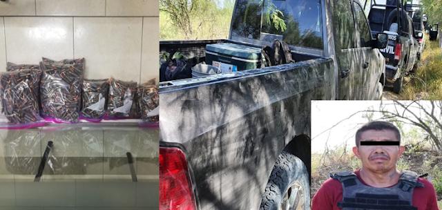 CDN esta contratando Sicarios de Guatemala? Capturan a Sicario de Las Tropas del Infierno de origen Guatemalteco