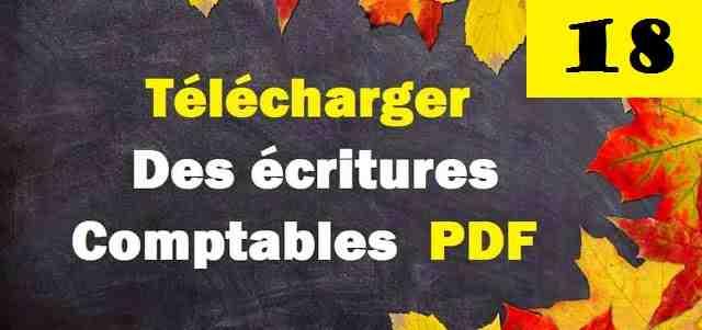 Télécharger des écritures de comptabilité   PDF
