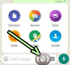 Tutorial Cara Share Loc Di Whatsapp Gampang Banget