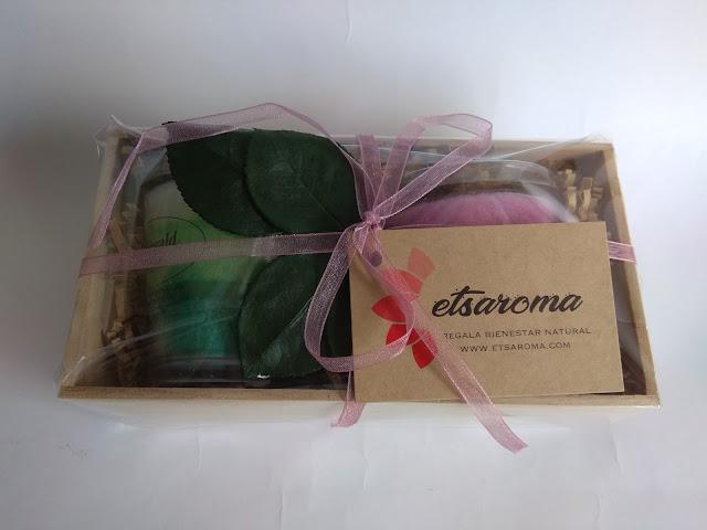 etsaroma caja regalo