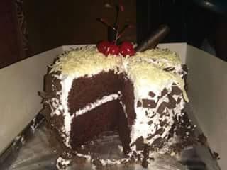 resep brownies ulang tahun manis dan sederhana