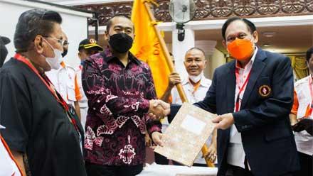 Audy Joinaldy Terpilih Jadi Ketua ORARI Sumbar 2021-2026