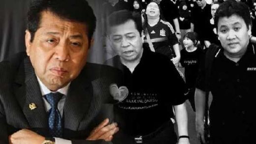 Polisi Dapatkan Rekaman CCTV Kecelakaan Setya Novanto