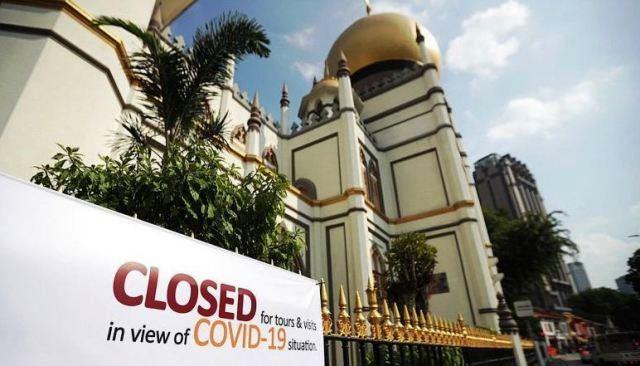 Pemerintah Jelaskan Alasan Mall Dibuka Masjid Ditutup