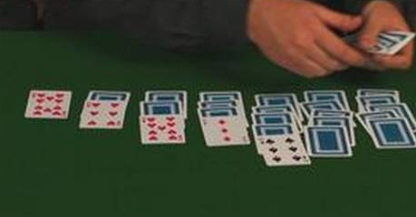 How To Play Solitaire Card Games With A Deck Of Cards