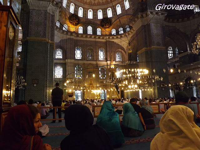 Moschea Nuova Istanbul
