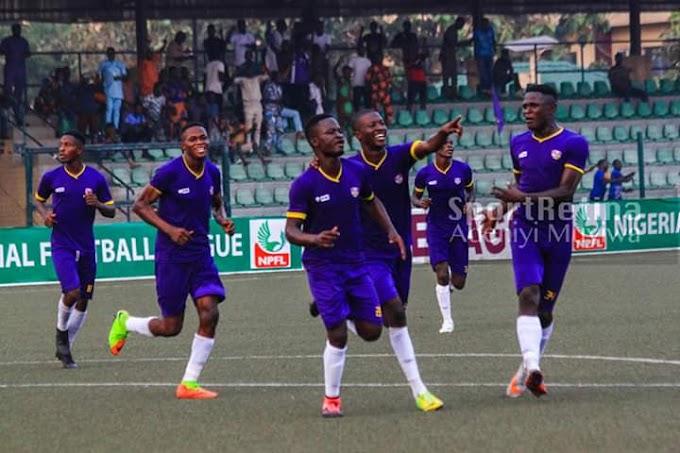 MFM FC makes Akwa United visit to Lagos miserable