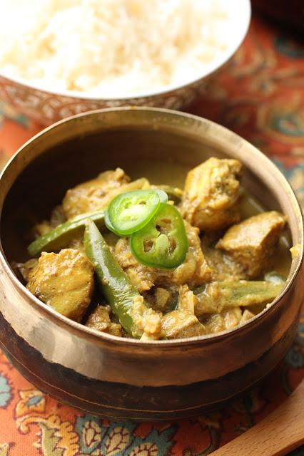 curry de poisson pondichery