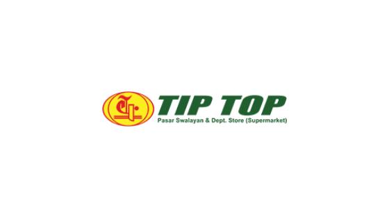 Lowongan Kerja D3 Tip Top Posisi Kepala Departemen Online Store
