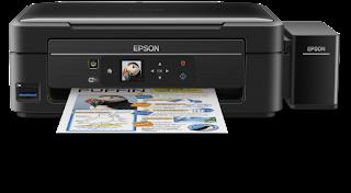 Download Epson EcoTank L486 drivers