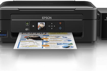 Epson EcoTank L486 Driver Download Windows, Mac, Linux