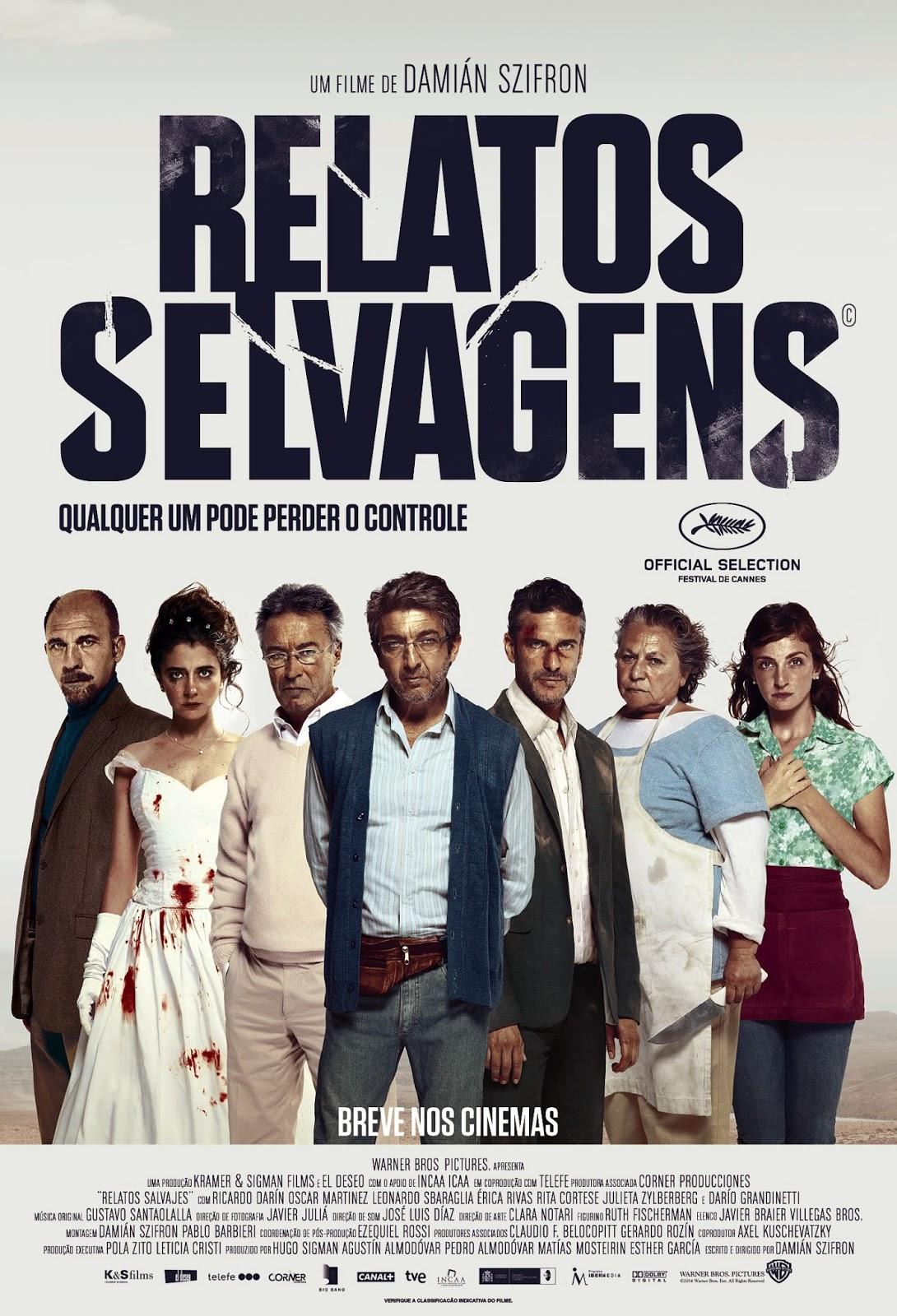 Review Relatos Selvagens