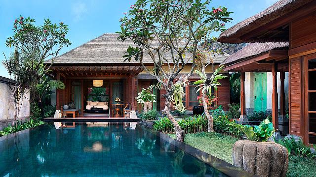 Mandapa, A Ritz-Carlton Reserve di Ubud Bali Urutan Ke-2 Hotel Terbaik Sedunia