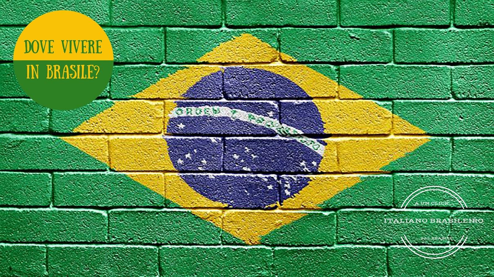 Qual E Il Posto Migliore Per Vivere In Brasile Video Italiano
