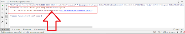 How to handle null pointer exception in Java | Java