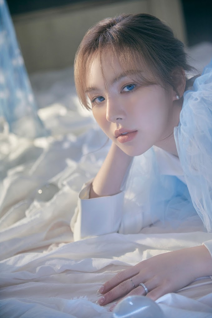 "Red Velvet's Wendy made her solo debut with an emotional ""Like Water"" M/V"