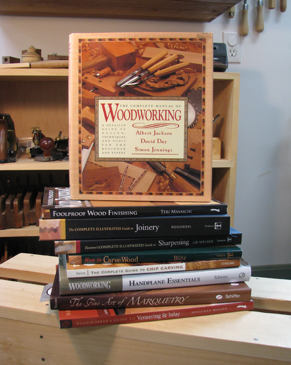 The Village Carpenter Books For Beginning Woodworkers